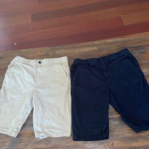 boys set of 2 size 18 tucker and tate shorts